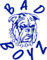 Wall Decals and Stickers –  Bad Boyz*