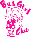 Wall Decals and Stickers – Bad Girlz