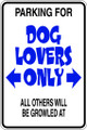 Wall Decals and Stickers - Dog Lovers