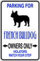 Wall Decals and Stickers - Frech Bulldog