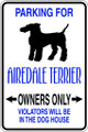 Wall Decals and Stickers - Airedale Terrier
