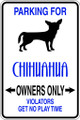 Wall Decals and Stickers - Chihuahua