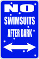 Wall Decals and Stickers - No Swimsuits