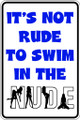 Wall Decals and Stickers - It's not Rude