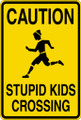 Wall Decals and Stickers - Caution