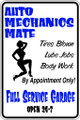 Wall Decals and Stickers - Automechanics Mate