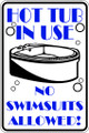 Wall Decals and Stickers - Hot Tub