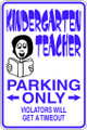 Wall Decals and Stickers - Kindergrten Teacher