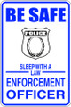 Wall Decals and Stickers - Be Safe Police