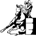 Wall Decals and Stickers - Cowboy Racing