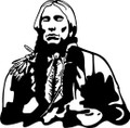 Wall Decals and Stickers - Head of the tribe