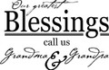 Wall Decals and Stickers - Our Greatest Blessings