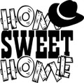 Wall Decals and Stickers - Home Sweet Home Design