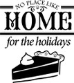 Wall Decals and Stickers - No Place Like Home Design