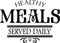 Wall Decals and Stickers - Healthy Meals