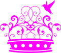 Wall Decals and Stickers - Princess Crown