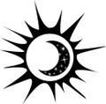 Wall Decals and Stickers - Sun And Moon