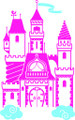 Wall Decals and Stickers - Big Castle