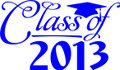 Class Of 2013 Kids Room - Wall Decals & Stickers