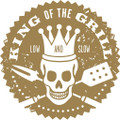 King Of The Grill 2 Decal  -  Kitchen  -  Wall Decals & Stickers