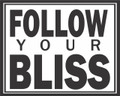 Wall Decals and Stickers - Follow your bliss