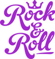 Violet Rock & Roll Teen - Wall Decals & Stickers