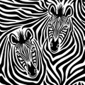 Zebra Home - Wall Decals & Stickers