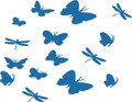 Wall Decals and Stickers - Butterflies