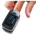 Pulse Oximeter, 2-Way Color Display