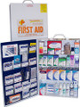 4 Shelf Metal Full First Aid Cabinet