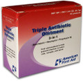 Triple Antibiotic 3-in-1 Ointment 1/41 oz. , 25 Ct Box