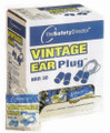 Vintage Ear Plugs, No Cord, NRR: 30dB, 200 Pairs