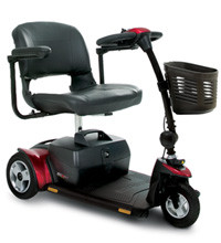 The Go-Go Elite Traveller® Plus was designed to bring travel scooters to a greater range of people than ever before.