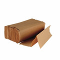 Boardwalk Multifold Towels, Brown, 1 Ply, 250 Sheets/Pack, 16 Towel Packs/Case, 4000 Sheets/Case