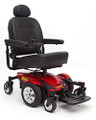 The Jazzy Select® 6 provides an impressive selection of standard convenience features making it the easiest power chair to use.