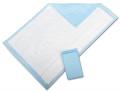 """Underpad, Fluff, Deluxe, Protection Plus, Heavy Absorbency, 23"""" x 36"""", Case"""