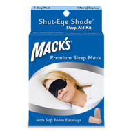 Macks Shut Eye Sleep Mask