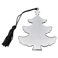 "Holiday Tree Shaped Ornament ""Call to Add Personlization"""