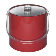 Red Ice Bucket $45 Call to order / Personalize with a monogram!