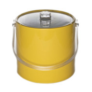 Yellow Ice Bucket $45 Call to order / Personalize with a monogram!