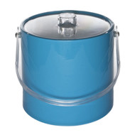 Turquoise Ice Bucket $45 Call to order / Personalize with a monogram!