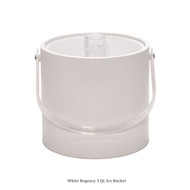 White Ice Bucket $45 Call to order / Personalize with a monogram!