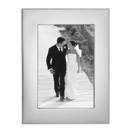 """Wide Border™ Silver-plate 5""""x7"""" Frame"""