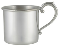 #12 66-6 Pewter Baby Cup