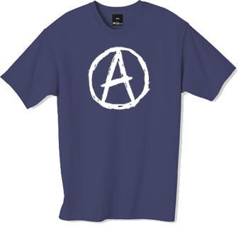 Anarchy Punk Rock t shirt