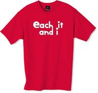 each it and I tshirt