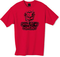 Satan is my homeboy tshirt