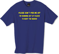 Please dont piss me off tshirt