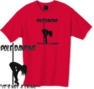 pole dancing tshirt