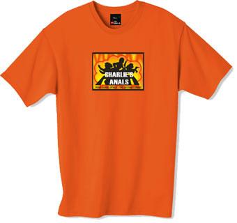 Charlies Anals tshirt